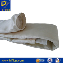 Woven fiberglass dust filter bag