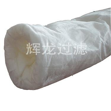 Oil absorption filter bags